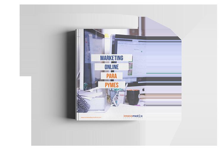 Descarga nuestro Ebook Gratis - Marketing Online para Pymes.