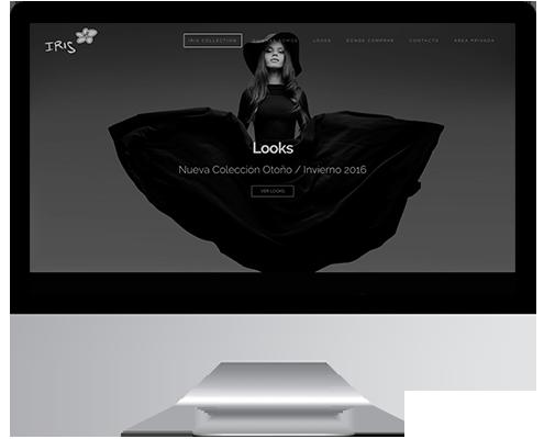 Desarrollo Web - Página Corporativa, Catálogo Online y Intranet desarrollada en Wordpress para Grupo Iris