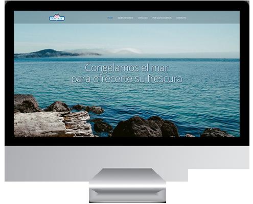 Desarrollo Web - Página Corporativa y Catálogo Online desarrollada en Wordpress para Chovamar
