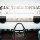 transformación digital necesaria